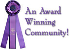 Click here to view our awards!